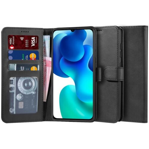 Etui TECH-PROTECT Wallet 2 do Xiaomi Mi 10T Lite Czarny