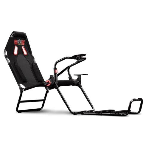 Kokpit NEXT LEVEL RACING GT Lite Czarno-czerwony