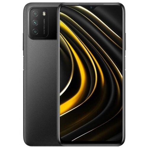 """Smartfon XIAOMI Poco M3 4/128GB 6.53"""" Czarny 30712"""
