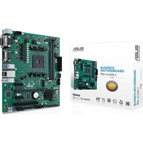 Płyta główna ASUS Pro-A520M-C CSM