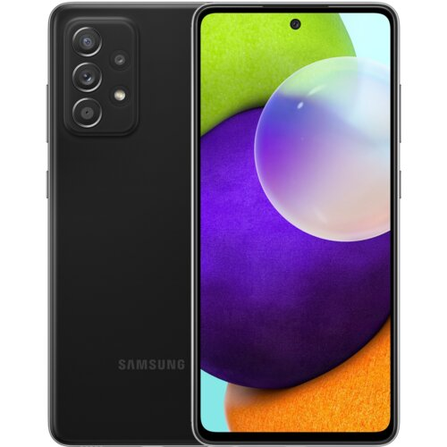 "Smartfon SAMSUNG Galaxy A52 6/128GB 6.5"" 90Hz Czarny SM-A525"
