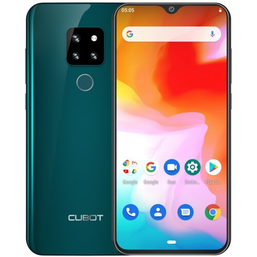 "Smartfon CUBOT P30 4/64GB 6.3"" Zielony"