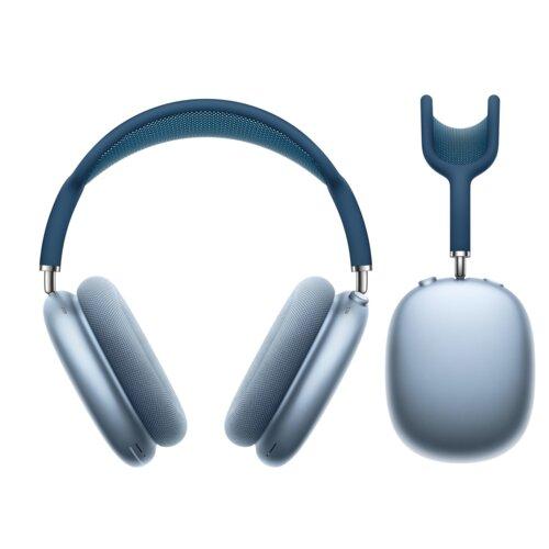 Słuchawki nauszne APPLE Airpods Max ANC Błękitny