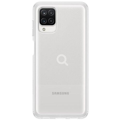 Etui SAMSUNG Soft Clear Cover do Galaxy A12