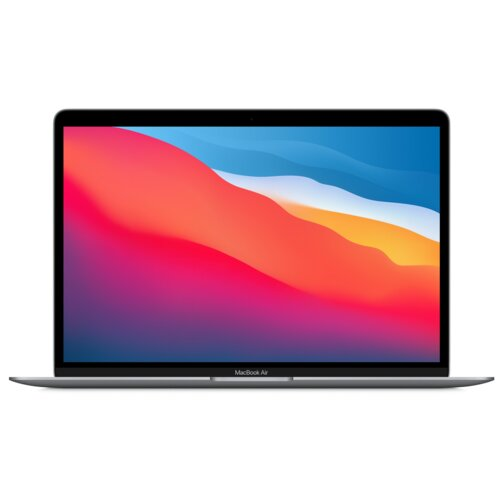 "Laptop APPLE Macbook Air 13.3"" Retina M1 16GB SSD 256GB macOS Srebrny"