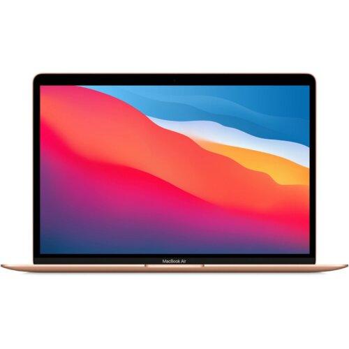 """Laptop APPLE Macbook Air 13.3"""" Retina M1 16GB SSD 256GB macOS Złoty"""