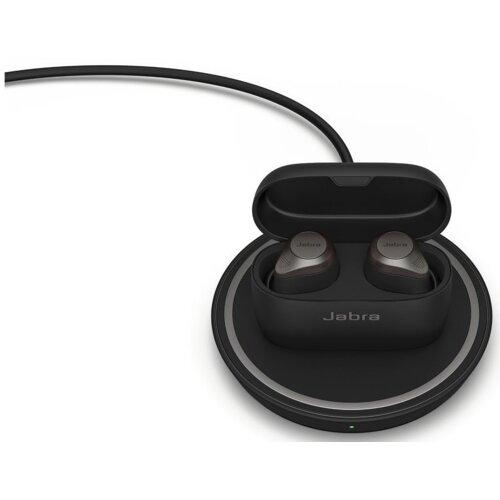 Słuchawki dokanałowe JABRA Elite 85T ANC Tytanowo - czarny