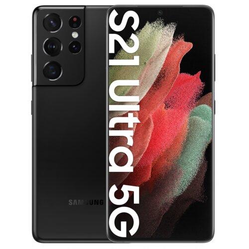 """Smartfon SAMSUNG Galaxy S21 Ultra 16/512GB 5G 6.8"""" 120Hz Czarny SM-G998"""