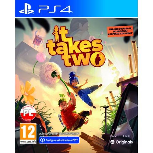 It Takes Two Gra PS4 (Kompatybilna z PS5)