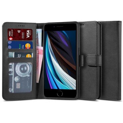 Etui TECH-PROTECT Wallet 2 do Apple iPhone 7-8-SE 2020 Czarny