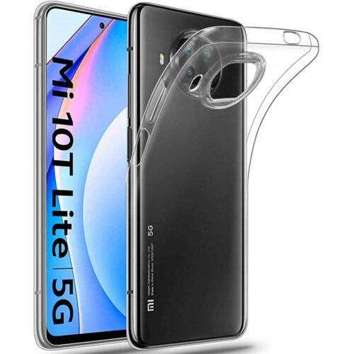 Etui TECH-PROTECT Flexair do Xiaomi Mi 10T Lite Przezroczysty