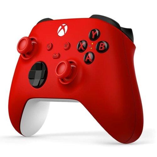 Kontroler MICROSOFT XBOX Series X/S Czerwony