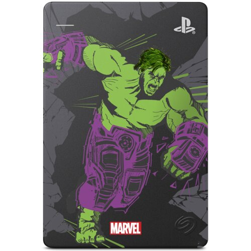 Dysk SEAGATE Game Drive Marvel Avengers Hulk 2TB do PS4