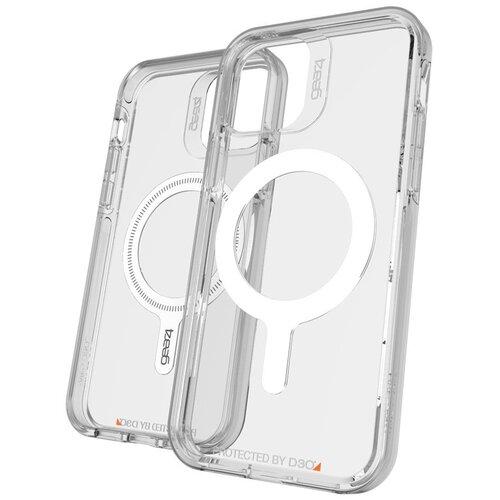 Etui GEAR4 Crystal Palace Snap do Apple iPhone 12/12 Pro Przezroczysty
