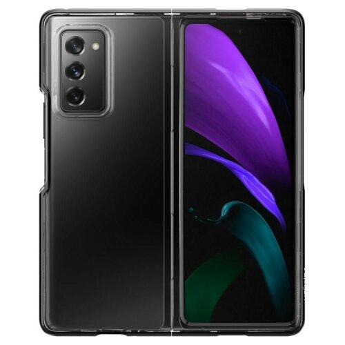 Etui SPIGEN Ultra Hybrid do Samsung Galaxy Z Fold 2 Czarny