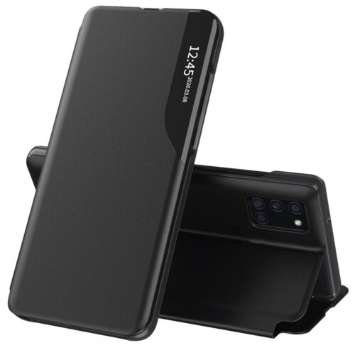 Etui TECH-PROTECT Smart View do Samsung Galaxy A12 Czarny