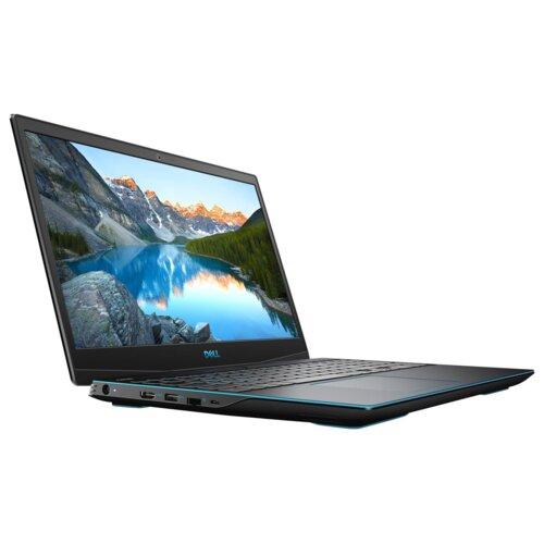 "Laptop DELL G3 3500 15.6"" i7-10750H 8GB SSD 512GB GeForce 1650Ti Linux"