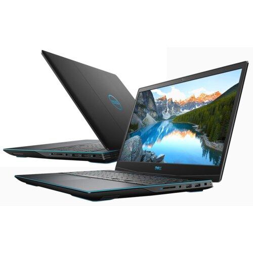 "Laptop DELL G3 3500 15.6"" i5-10300H 8GB SSD 512GB GeForce 1650Ti Linux"