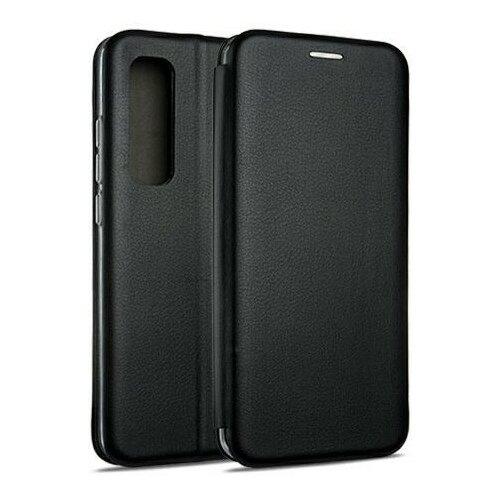 Etui BOOK MAGNETIC do Samsung Galaxy A12 Czarny