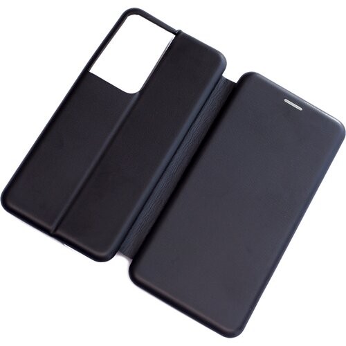 Etui BOOK MAGNETIC do Samsung Galaxy S21 Ultra Czarny