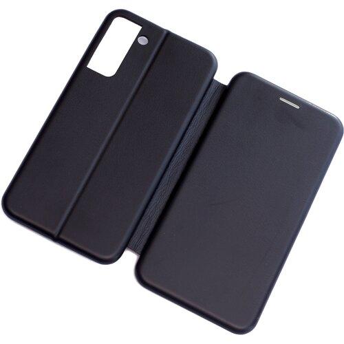Etui BOOK MAGNETIC do Samsung Galaxy S21+ Czarny