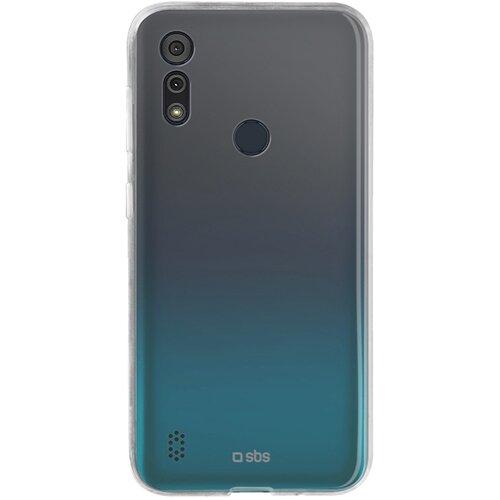 Etui SBS Skinny Cover do Motorola Moto E6s/E6s+ Przezroczysty