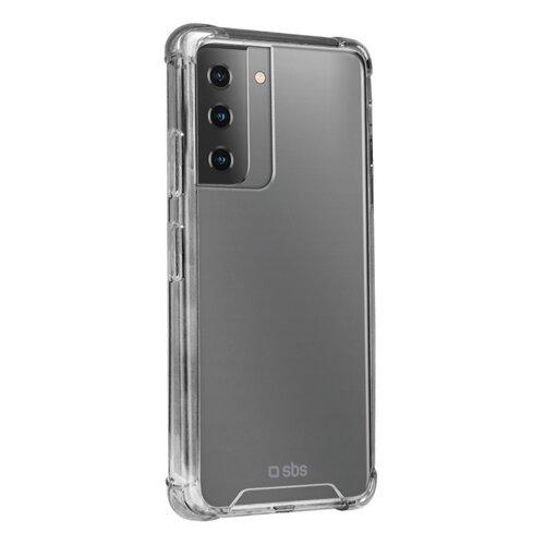 Etui SBS Impact Case do Samsung Galaxy S21 Przezroczysty