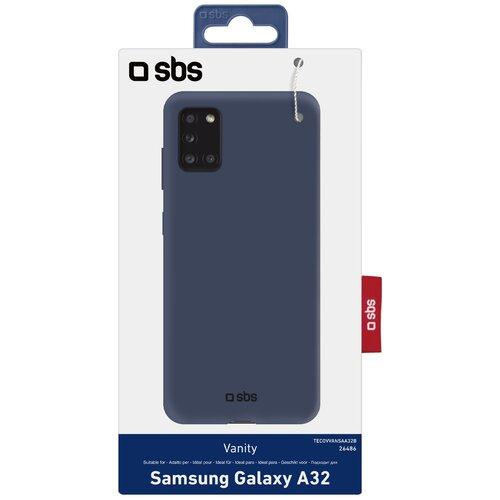 Etui SBS Vanity do Galaxy A32 5G Niebieski