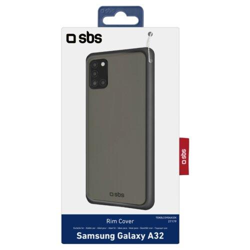 Etui SBS Rim do Samsung Galaxy A32 5G Czarny