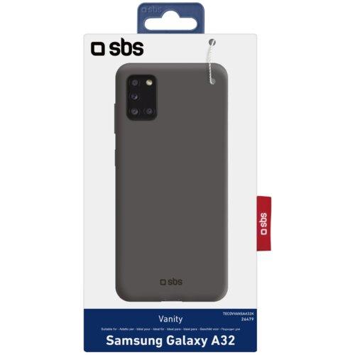Etui SBS Vanity do Galaxy A32 5G Czarny