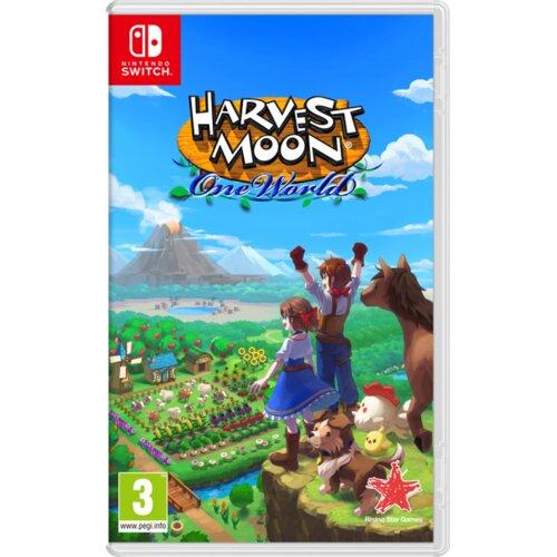 Harvest Moon: One World Gra NINTENDO SWITCH