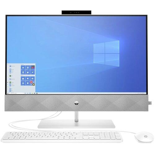"""Komputer HP Pavilion 27-d0001nw 27"""" IPS i5-10400T 8GB SSD 512GB GeForce MX350 Windows 10 Home"""