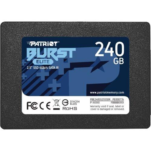 Dysk PATRIOT Burst Elite 240GB SSD