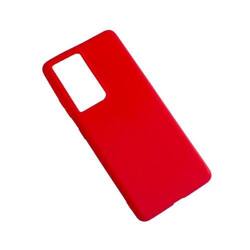 Etui BELINE Candy do Samsung Galaxy S21 Ultra Czerwony