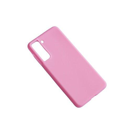 Etui BELINE Candy do Samsung Galaxy S21 Różowy
