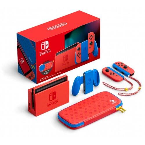 Konsola NINTENDO Switch Mario Red & Blue Edition