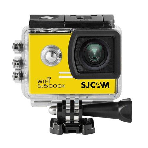 Kamera sportowa SJCAM SJ5000X Elite Żółty