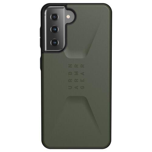 Etui UAG Civilian do Samsung Galaxy S21 5G Zielony