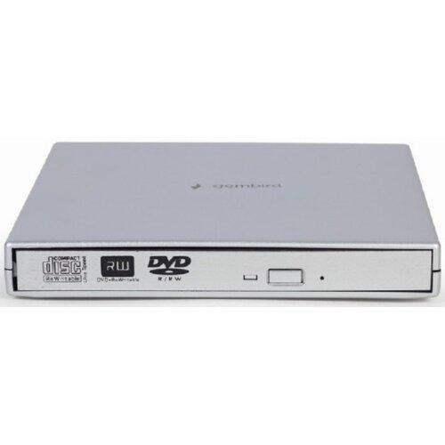 Napęd GEMBIRD DVD-USB-02-SV