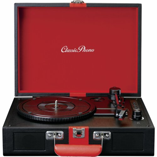 Gramofon LENCO TT-110 Czarny