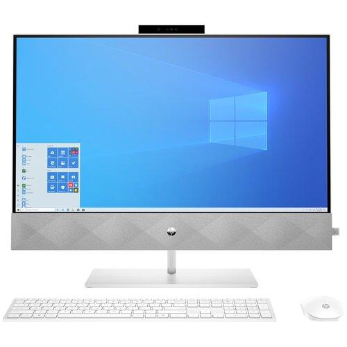 """Komputer HP Pavilion 27-d0023nw 27"""" IPS i7-10700T 8GB SSD 512GB GeForce MX350 Windows 10 Home"""