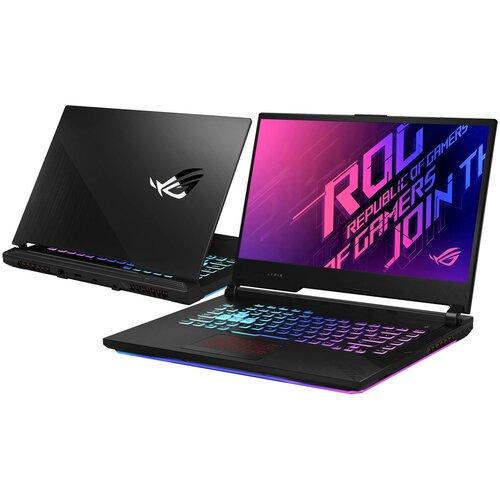 """Laptop ASUS ROG Strix G15 G512LI 15.6"""" IPS 144Hz i7-10870H 16GB SSD 512GB GeForce 1650Ti Windows 10 Home"""