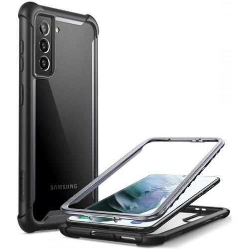 Etui SUPCASE Iblsn Ares do Samsung Galaxy S21 Czarny