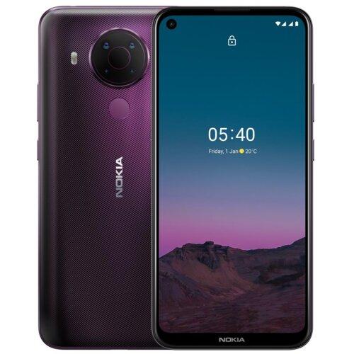 "Smartfon NOKIA 5.4 4/64GB 6.39"" Purpurowy HQ5020LP81000"