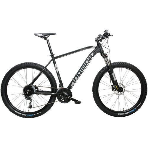 Rower górski MTB INDIANA X-Enduro 5.7 M21 27.5 cala męski Czarno-szary