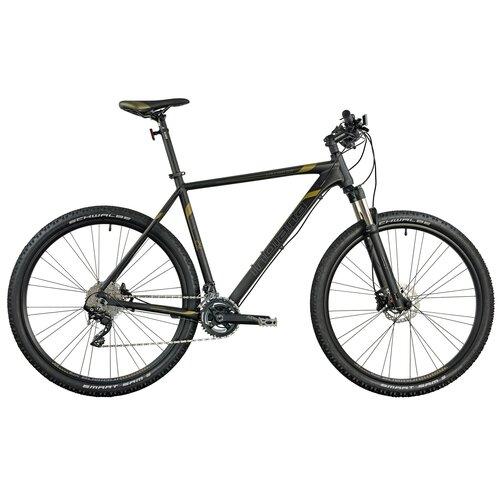 Rower górski MTB INDIANA X-Pulser 6.9 M23 29 cali męski Czarno-brązowy