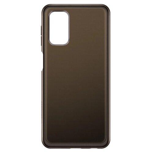Etui SAMSUNG Soft Clear Cover do Galaxy A32 5G EF-QA326TBEGEU Czarny