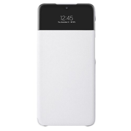 Etui SAMSUNG Smart S View Wallet Cover do Galaxy A32 5G EF-EA326PWEGEE Biały