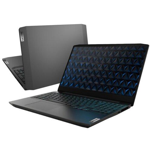 "Laptop LENOVO IdeaPad Gaming 3 15ARH05 15.6"" IPS R5-4600H 8GB SSD 256GB GeForce 1650Ti"