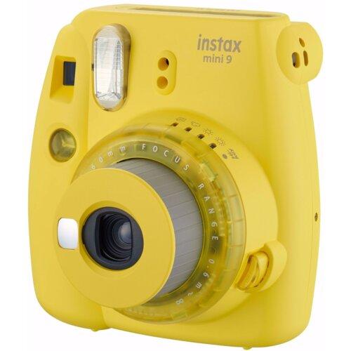 Aparat FUJI Instax Mini 9 Żółty